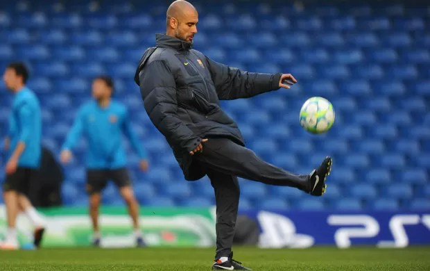 Josep Guardiola Barcelona (Foto: Getty Images)