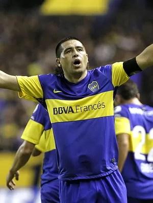 Riquelme, Boca Juniors (Foto: EFE)