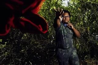 [ENSAIO DE MODA] Ronan, ex-bbb, para o EGO (Foto: Marcos Serra Lima/EGO)