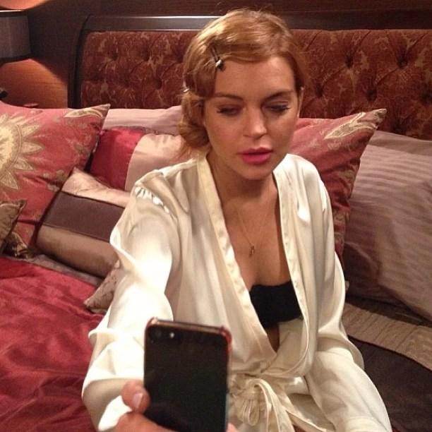 Lindsay Lohan (Foto: Instagram/ Reprodução)