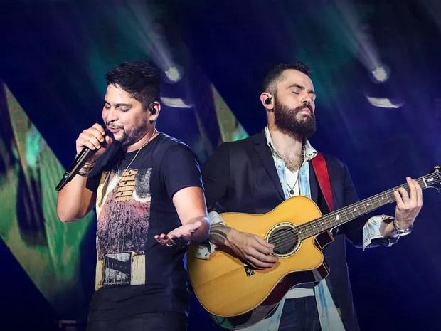 Jorge e Mateus (Foto: Rubens Cerqueira/Divulgação)