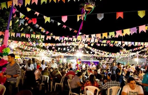 Programação de festas juninas de Goiás tem opções variadas de preços (Foto: Divulgação Núcleo de Proteção aos Queimados)