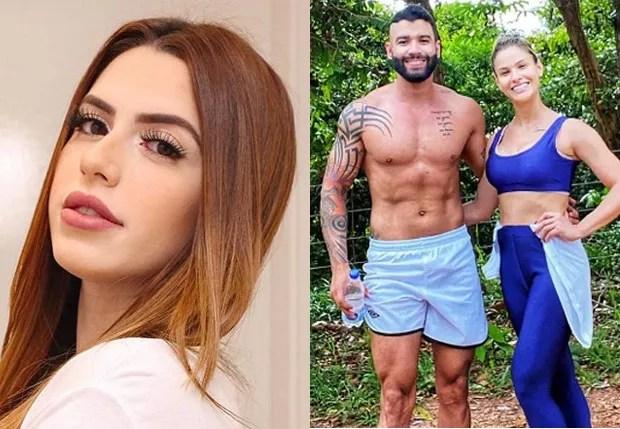 Influencer nega ser pivô de separação de Gusttavo Lima e Andressa Suita -  Quem   QUEM News