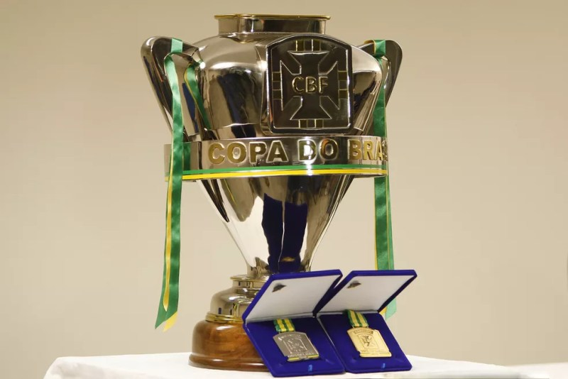 Taça da Copa do Brasil (Foto: Rafael Ribeiro / CBF)