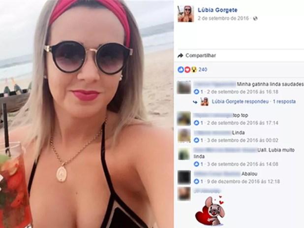 Segundo a polícia, integrantes do grupo ostentavam em viagens, festas e passeios de luxo (Foto: Facebook/Reprodução)