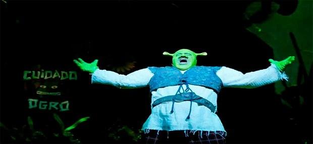 Shrek O Musical  (Foto: Divulgação)