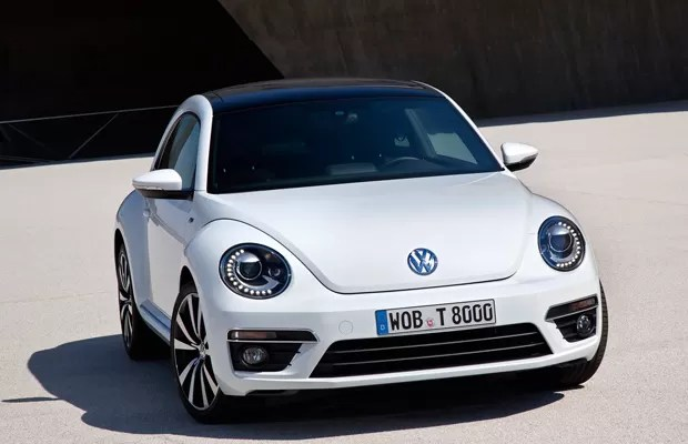 Volkswagen Beetle R-Line  (Foto: Divulgação)