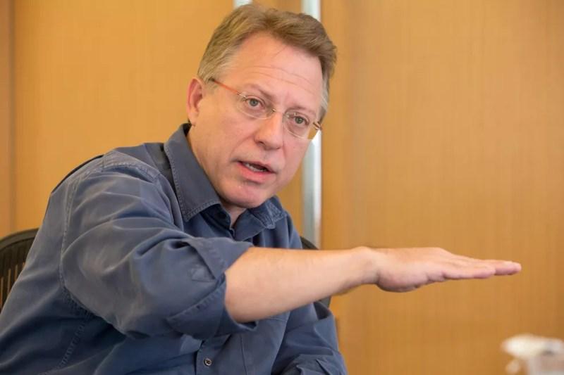 O economista Marcos Lisboa, em entrevista ao G1 — Foto: Marcelo Brandt/G1