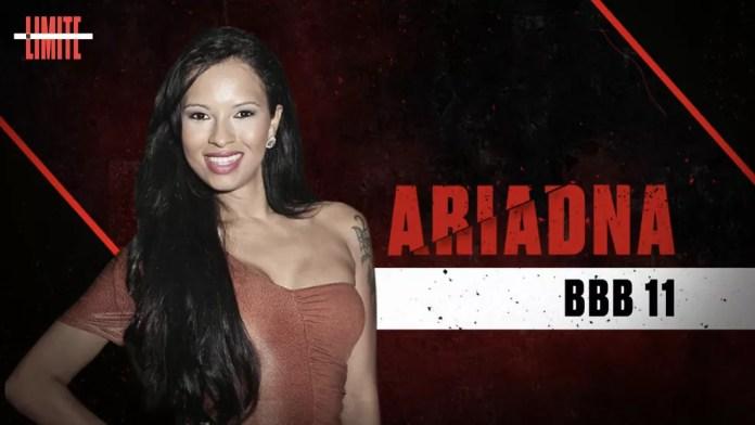 Ariadna é uma das participantes do 'No Limite' — Foto: Globo