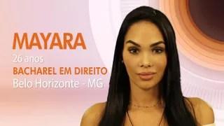 Mayara Motti (Foto: Divulgação/Globo)