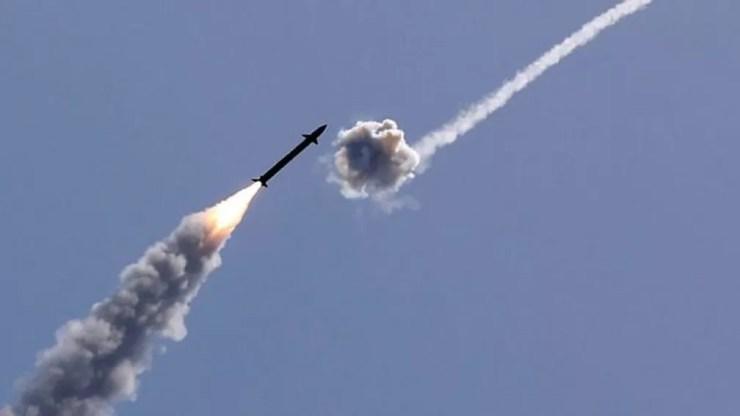 Ataques pelo céu têm sido predominantes no atual confronto entre Israel e palestinos — Foto: JACK GUEZ / GETTY