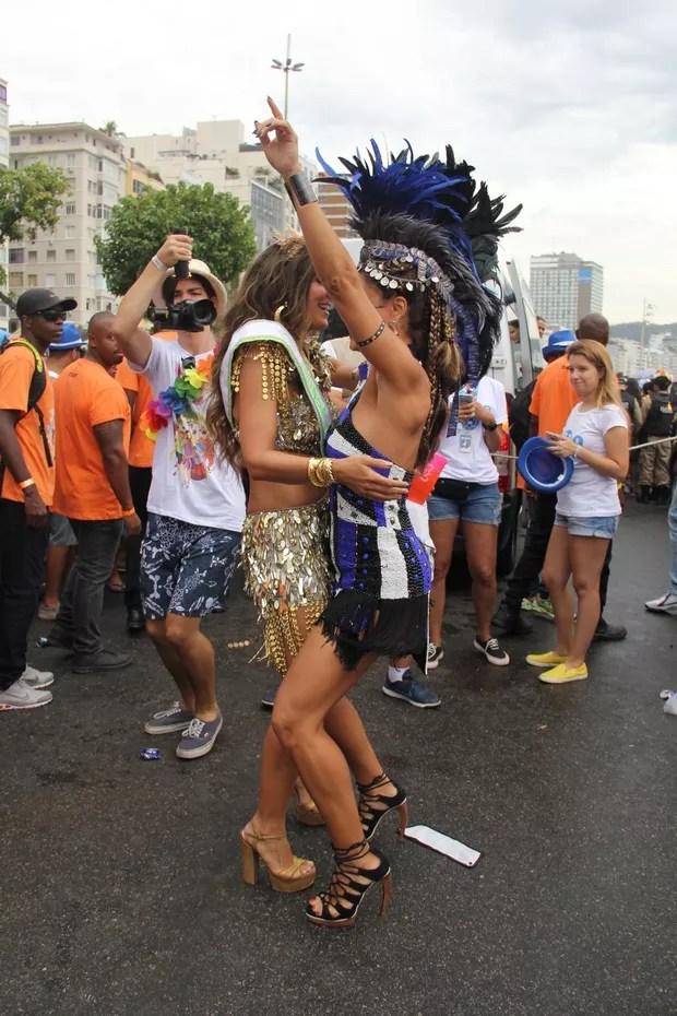 Juliana Paes (Foto: Wallace Barbosa/AgNews)