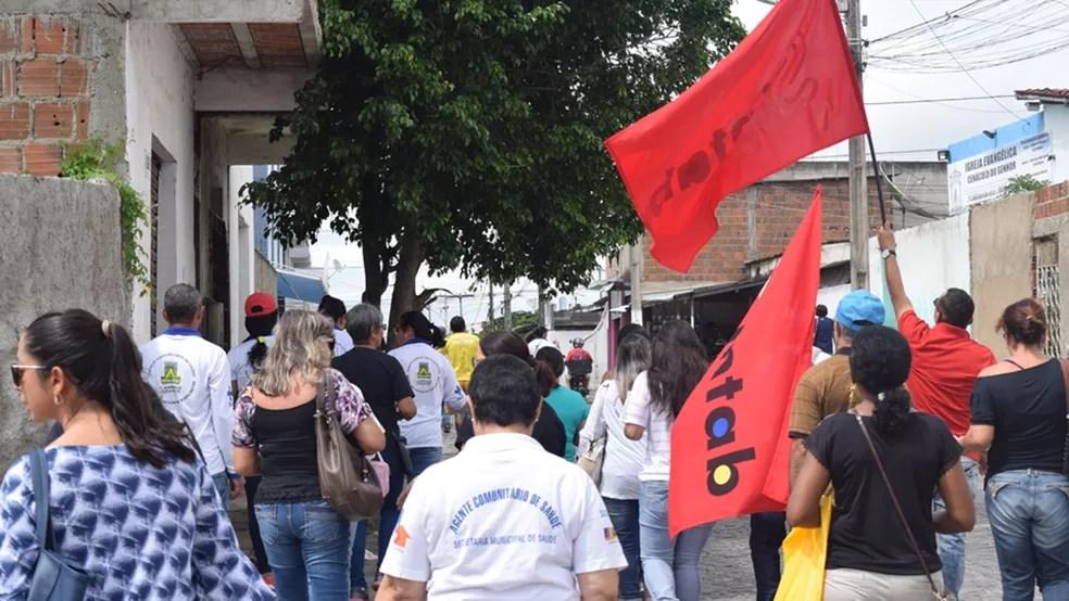 greve sintab 2018 campina grande - É ILEGAL: Justiça decide que greve dos servidores de Saúde de CG deve acabar imediatamente