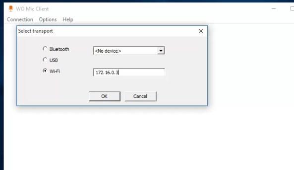 Configurando e iniciando a conexão do Windows com o dispositivo Android (Foto: Reprodução/Edivaldo Brito)