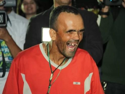 """Vanderlei Mendes, conhecido como """"Caverinha"""" (Foto: Magal/Divulgação)"""