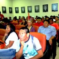 Encontro reúne políticos indígenas no Acre.