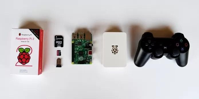 Aprenda a fazer seu próprio console retro (Foto: Divulgação/Recalbox)