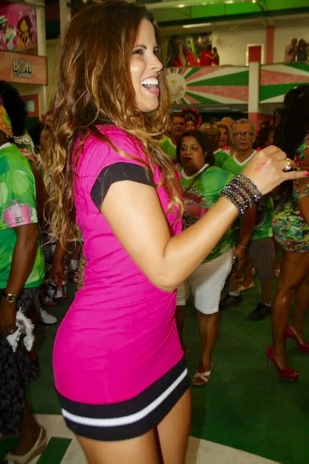 Renata Santos (Foto: Bruno Gatto)