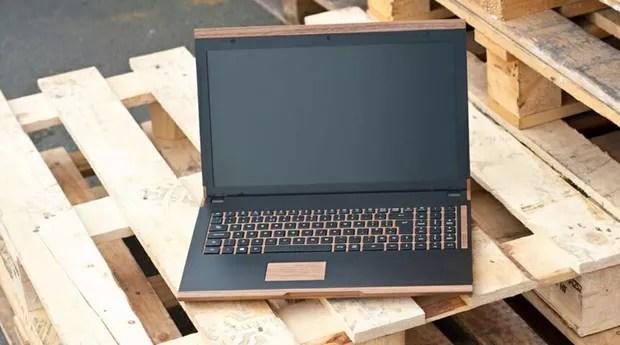 Laptop da linha iameco (Foto: Reprodução/iameco)