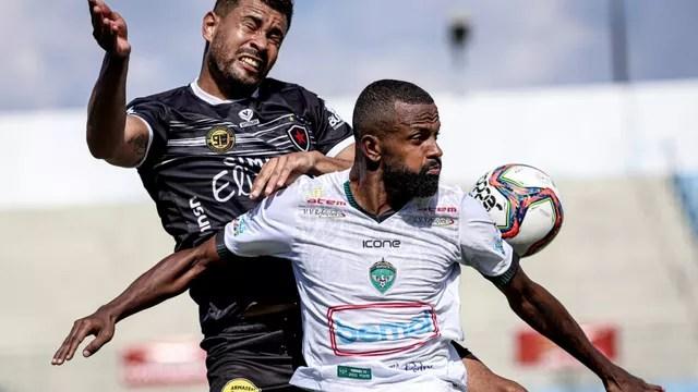 Diego Rosa, Manaus x Botafogo-PB