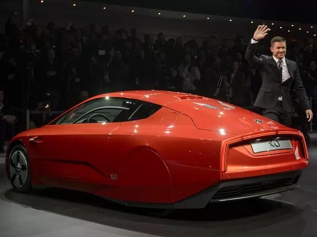 Volkswagen XL1 (Foto: Fabrice Coffrini/AFP)