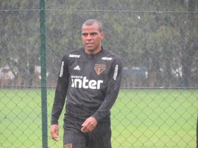 Lateral Régis, ex-São Paulo, em imagem de arquivo — Foto: Leandro Canonico/Globoesporte.com