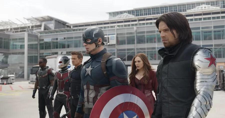 Capitão América: Guerra Civil (Foto: Dilvulgação)