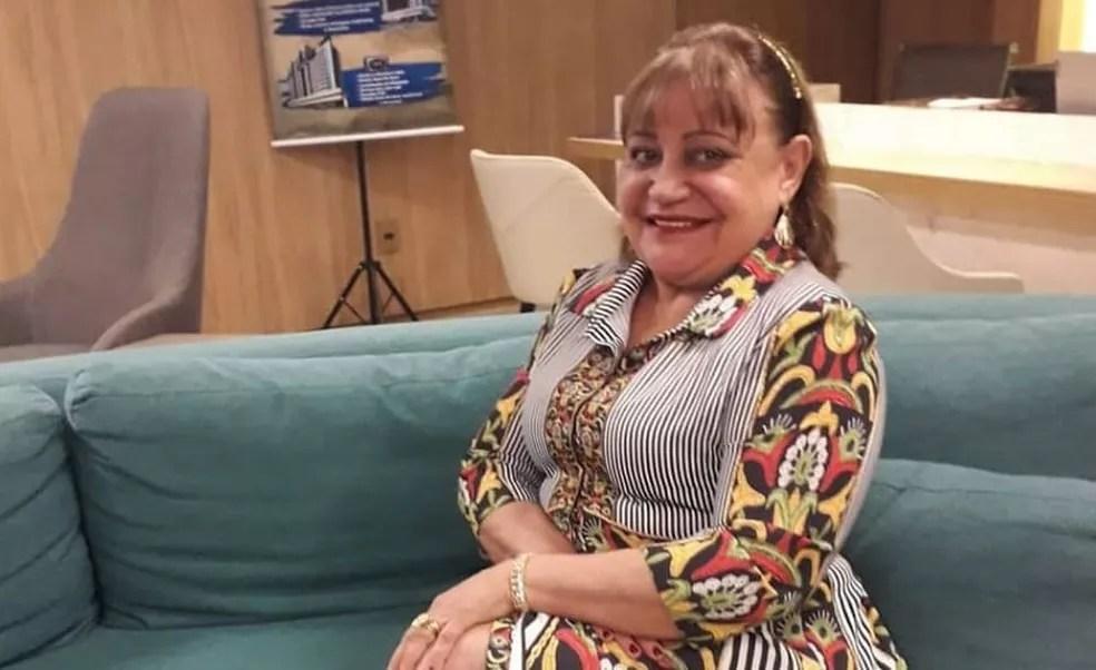 Médica de 66 anos morre diagnosticada com Covid-19 em Iguatu, no Ceará — Foto: Arquivo pessoal