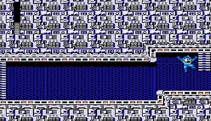 Túnel antes dos chefes é um dos marcos da série (Foto: Reprodução / Whatculture)