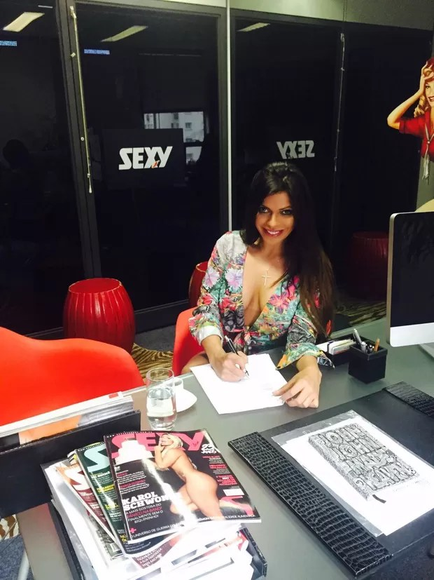 Suzy Cortez (Foto: Divulgação)