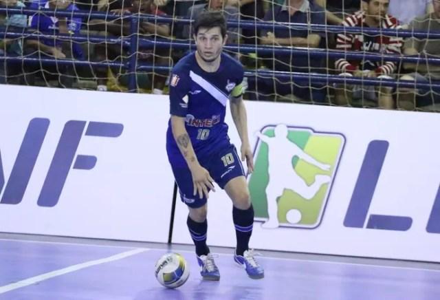 Cabreúva Orlândia São Paulo Liga Nacional de Futsal (Foto: Márcio Damião/Divulgação)