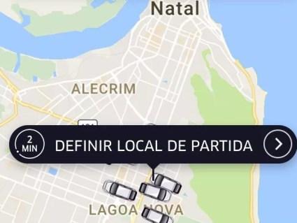 Uber em Natal volta a ter restrições pela Prefeitura do Natal