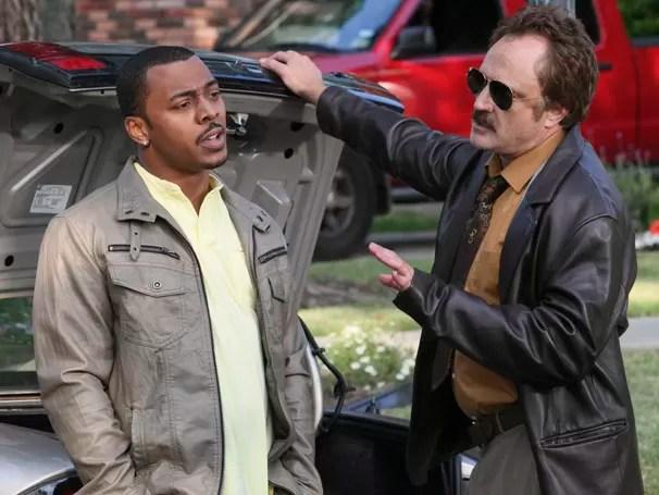 Dan pede a ajuda de Julius, um criminoso em condicional, para a investigação (Foto: Divulgação / Twentieth Century Fox)