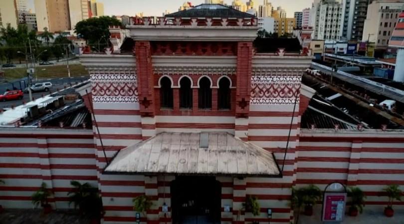 Mercado Municipal de Campinas tem horário de funcionamento alterado neste feriado (Foto: Reprodução/EPTV)
