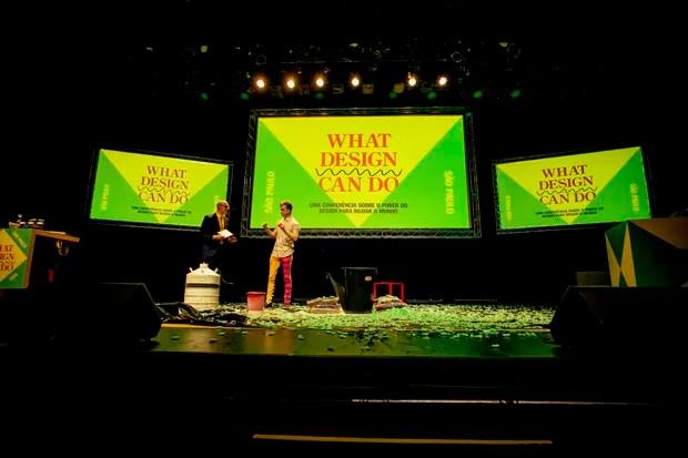 What Design Can Do: evento em São Paulo debate o poder transformador do design (Foto: Divulgação)