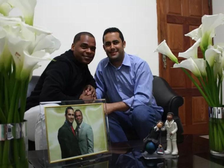 Casal vivia junto há 10 anos (Foto: Pedro Cunha/G1)