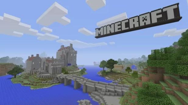O Castelo de Eilean Donan em Minecraft é um mapa divertido para o modo Adventure (Foto: Divulgação)