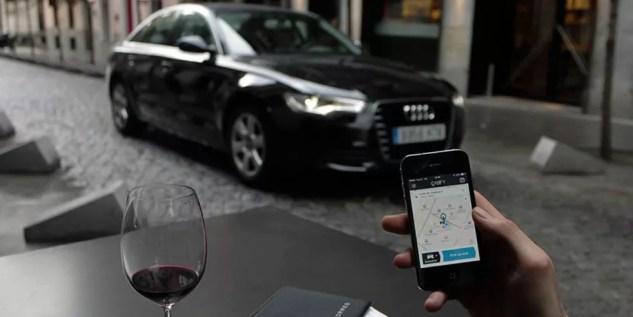 Cabify, serviço de transporte alternativo que rivaliza com a Uber. (Foto: Divulgação/Cabify)