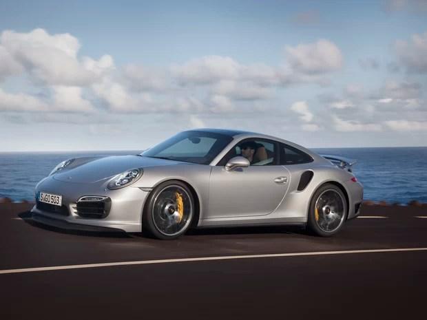 Porsche 911 Turbo S (Foto: Divulgação)