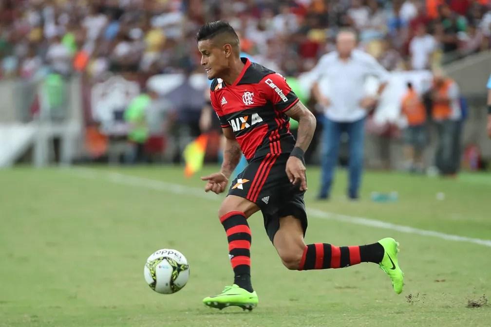 Uma vitória pode garantir a classificação do Flamengo (Foto: Gilvan de Souza / Flamengo)