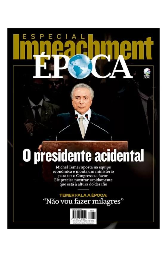 Capa edição 935 (Foto: Diego Bresani/ÉPOCA)