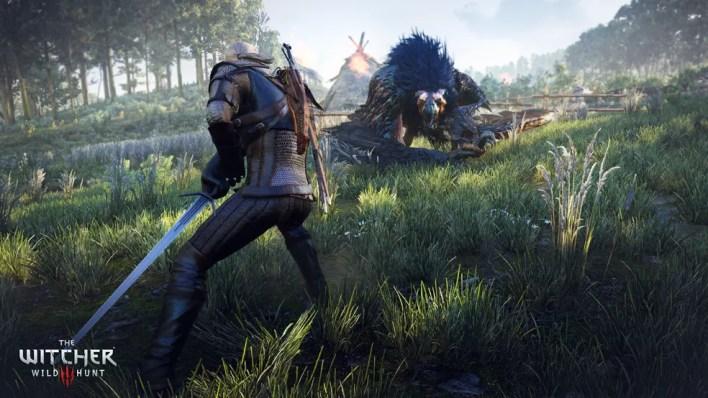 The Witcher 3: Wild Hunt está de graça no PC para quem já tiver no console ou outras plataformas — Foto: Divulgação/CD Projetk RED