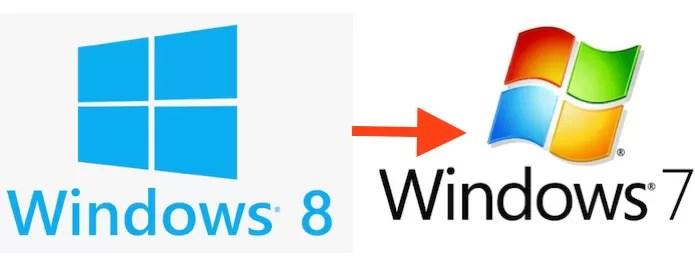 Aprenda a fazer o downgrade do Windows 8 para o 7 (Foto: Montagem/Edivaldo Brito)