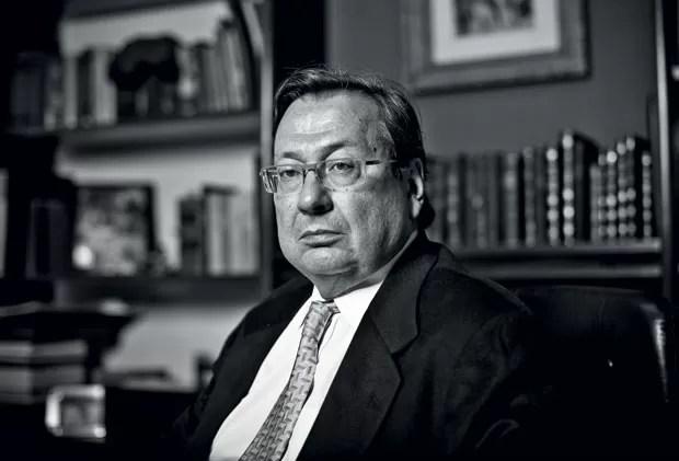 Arnaldo Malheiros Filho (Foto: GQ)