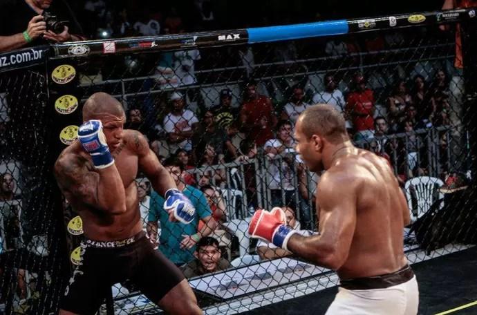 Novo evento de MMA surge para dar oportunidade para atletas e movimentar o turismo de Guarapari (Foto: Alex Magioni)