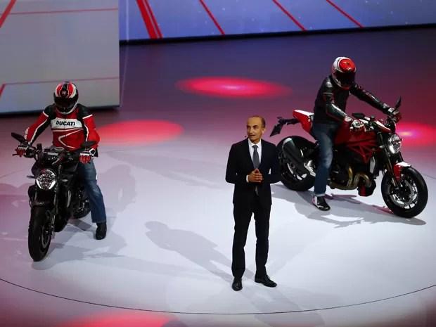 Ducati Monster 1200 R (Foto: Kai Pfaffenbach / Reuters)