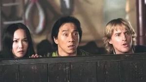 Chong larga a sua honrada vida de xerife, depois de receber a notícia que seu pai fora assassinado misteriosamente. Prometendo vingança, reencontra seu parceiro de outras historias, Roy. As pistas levam os heróis da América para Londres e os dois acabam envolvidos em uma intriga que eliminaria a família.