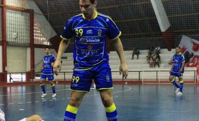 São Paulo/Suzano São José Futsal (Foto: Quarttus Marketing)