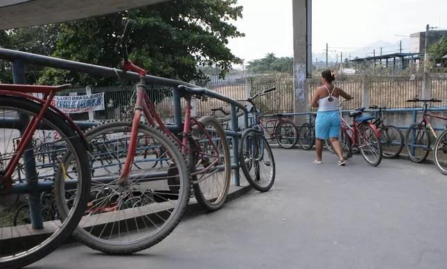 Bicicleta tem maior adesão entre os que ganham até dois salários mínimos