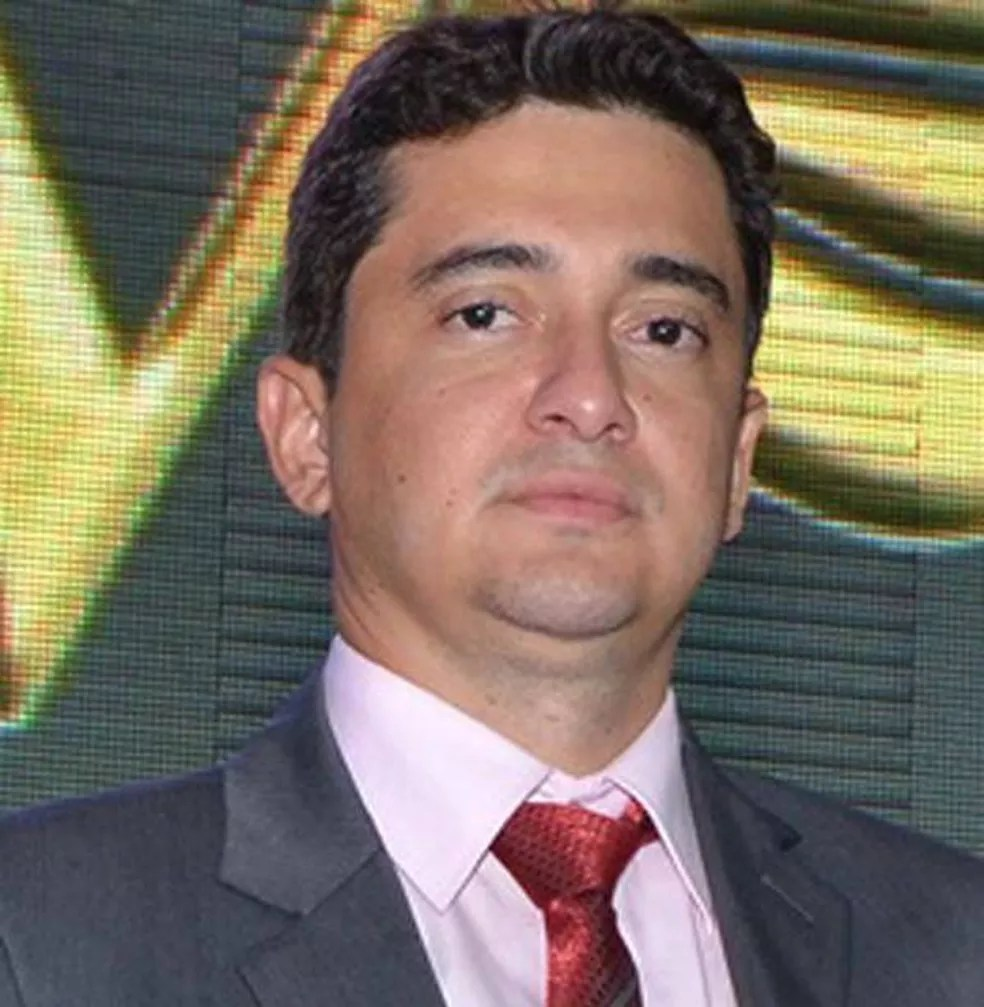 Prefeito Luciano Fonseca (PT), de Bertolínia. — Foto: Reprodução/Facebook